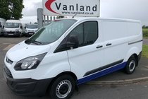 Ford Transit Custom 2.2TDCi (100PS) 290 L1H1