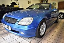 Mercedes SLK SLK 230 KOMPRESSOR