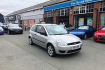 Ford Fiesta STYLE 1.25. In very good condition