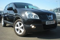 Nissan Qashqai 1.6 16v Tekna, 1 PRIVATE LADY OWNER