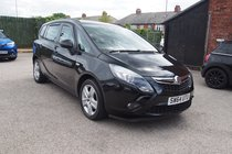 Vauxhall Zafira EXCLUSIV CDTI FULL SERVICE HISTORY ! 1 FORMER OWNER ! LOW MILES ! 12 MONTHS MOT !