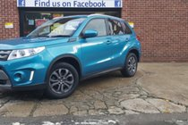 Suzuki Grand Vitara SZ4 BUY ZERO DEPOSIT AND ONLY £53 A WEEK T&C APPLY