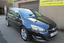 Vauxhall Astra SRI CDTI S/S-APPLY FOR FINANCE ON THE WEBSITE FOR QUICK DECISION