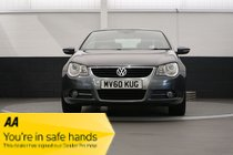 Volkswagen Eos INDIVIDUAL TDI - SUMMER HERE WE COME.....STUNNING LOOKING WITH LOVELY SPECIFICATION - GO ON TREAT YOURSELF!!!