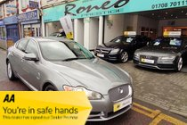 Jaguar XF V6 LUXURY 3.0 PETROL AUTOMATIC, 1 FORMER OWNER FROM NEW, ULEZ FREE