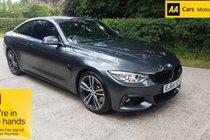 BMW 4 SERIES 435i M SPORT