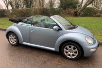 Volkswagen Beetle THIS CAR IS NOW SOLD PLEASE CALL FOR MORE STOCK