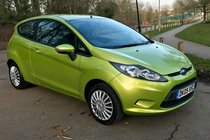 Ford Fiesta Style 1.25 082 - CAT 'C'