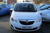 Vauxhall Meriva EXCLUSIV 1.4i 16v VVT (100PS)