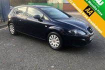 SEAT Leon 1.6 TDI CR S ***£20 Road Tax***
