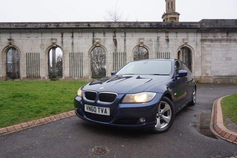 BMW 3 SERIES 320d EfficientDynamics | AD CARS LIMITED