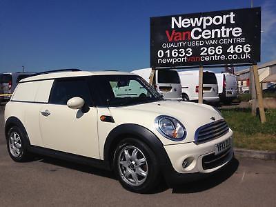 Mini Clubvan Cooper D Newport Van Centre