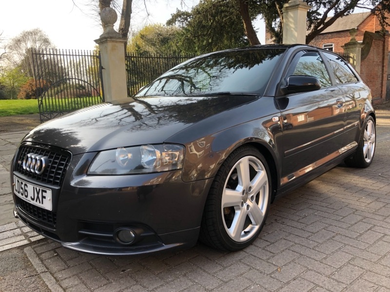 audi a3 2 0 tdi sport s line turbo diesel automatic dsg sat nav heated leather sold. Black Bedroom Furniture Sets. Home Design Ideas
