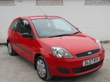 Ford Fiesta 1.25 Style 3dr LONG MOT , GOOD CONDITION