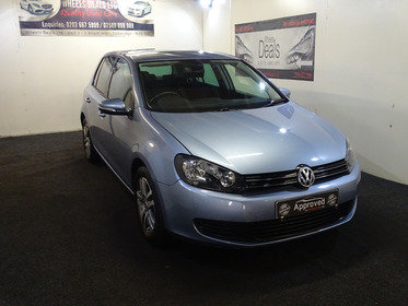 Volkswagen Golf 1.6 TDI SE 105PS