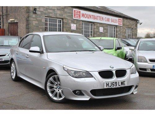 BMW 520 520D M SPORT BUSINESS EDITION