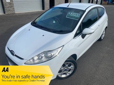 Ford Fiesta 1,25 ZETEC £25 WEEK NO DEPOSIT FSH GREAT 1ST CAR CHEAP INSURANCE CD/MP3/USB A/C ALLOYS 1 YEAR MOT 1 YEAR AA COVER