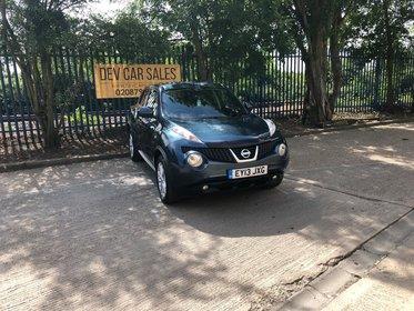 Nissan Juke 1.6 16v Acenta Premium CVT 5dr