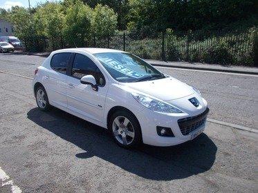 Peugeot 207 1.6 HDI SPORTIUM BUY NO DEP & £30 A WEEK