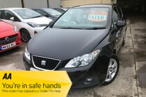 SEAT Ibiza SE ONLY 57,000 SSH SPARE KEY VERY NICE EXAMPLE PX WELCOME FINANCE AVAILABLE