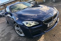 BMW 6 SERIES 640d M SPORT GRAN COUPE AUTOMATIC EURO 6