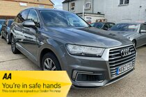 Audi Q7 TDI QUATTRO E-TRON IN COMPLIANCE WITH COVID-19 ALL VEHICLES ARE AVAILABLE FOR VIDEO VIEWINGS AND CONTACT FREE DELIVERIES.
