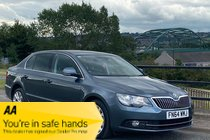 Skoda Superb SE TDI CR