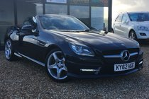 Mercedes SLK SLK200 BLUEEFFICIENCY AMG SPORT