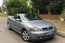 Vauxhall Astra 16V COUPE CONVERTIBLE