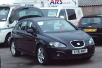 SEAT Leon TSI SE COPA 1.2 90,000 MILES FULL SERVICE HISTORY EXCELLENT CONDITION