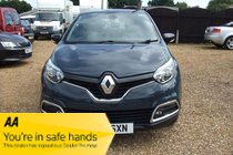 Renault Captur 1.5 dCi ENERGY Dynamique MediaNav (s/s) 5dr