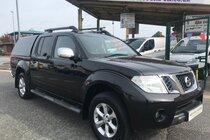 Nissan Navara DCI ACENTA 4X4 SHR DCB