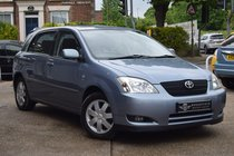 Toyota Corolla VVTI COLOUR COLLECTION