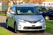 Toyota Estima Hybrid 4WD 7 Seats DVD Auto BT