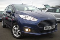 Ford Fiesta 1.0 ZETEC ECOBOOST, 1 PRIVATE OWNER
