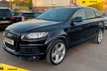 Audi Q7 3.0 TD S line Tiptronic quattro 5dr