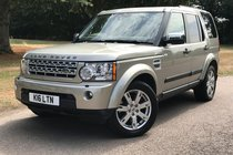 Land Rover Discovery SDV6 GS