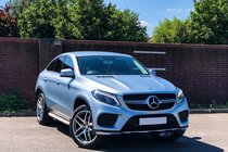 Mercedes GL Class 3.0 GLE350d V6 AMG Line G-Tronic 4MATIC (s/s) 5dr