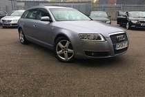 Audi A6 2.0 TDI SE TDV - Superb One Owner German Estate - Fantastic car, Looks and Drives Wonderful.