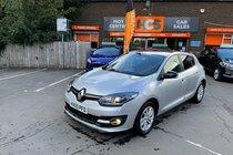 Renault Megane LIMITED NAV DCI