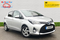 Toyota Yaris VVT-I ICON M-DRIVE S SATNAV REV CAMERA