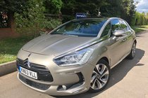 Citroen DS5 HDI DSPORT SAT NAV FULLY LOADED