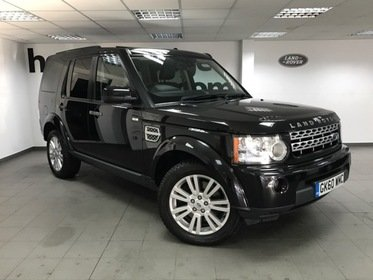 Land Rover Discovery Discovery 4-- 3.0 TDV6 HSE 7 SEAT 4X4 AUTO + Panoramic Sunroofs/Heated Leather/7 Seats/ TV / Privacy