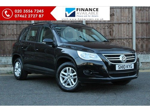 Volkswagen Tiguan 2.0 TDI S 4MOTION 140PS (F/S/H+HEAT SEATS+CRUISE CONT.)