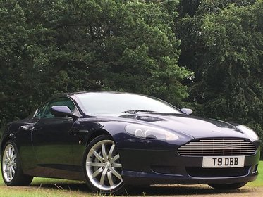 Aston Martin DB9 Auto   2004 (54 Plate)
