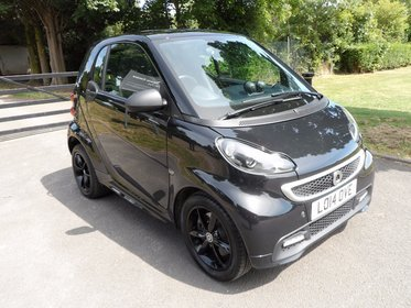 Smart ForTwo 1.0 COUPE GRANDSTYLE EDITION 84BHP