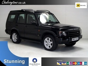 Land Rover Discovery 2 ES 2.5 TD5 5DR 4x4 7 Seater, *BIG SPEC*