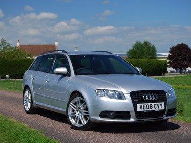 Audi A4 Avant 2.0 TDI S LINE S.E. AVANT 170PS