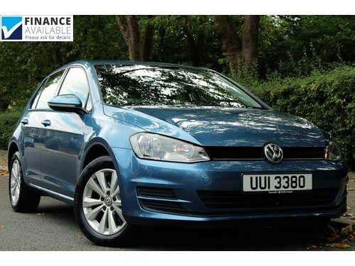 Volkswagen Golf TDi 1.6 TDI BLUEMOTION 105PS >> 1 OWNER FROM NEW <<