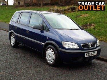Vauxhall Zafira 1.6I 16V LIFE+NEW MOT